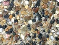exposed aggregate driveways Doreen