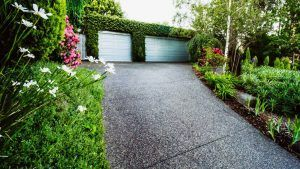 Ringwood Exposed Aggregate Concrete