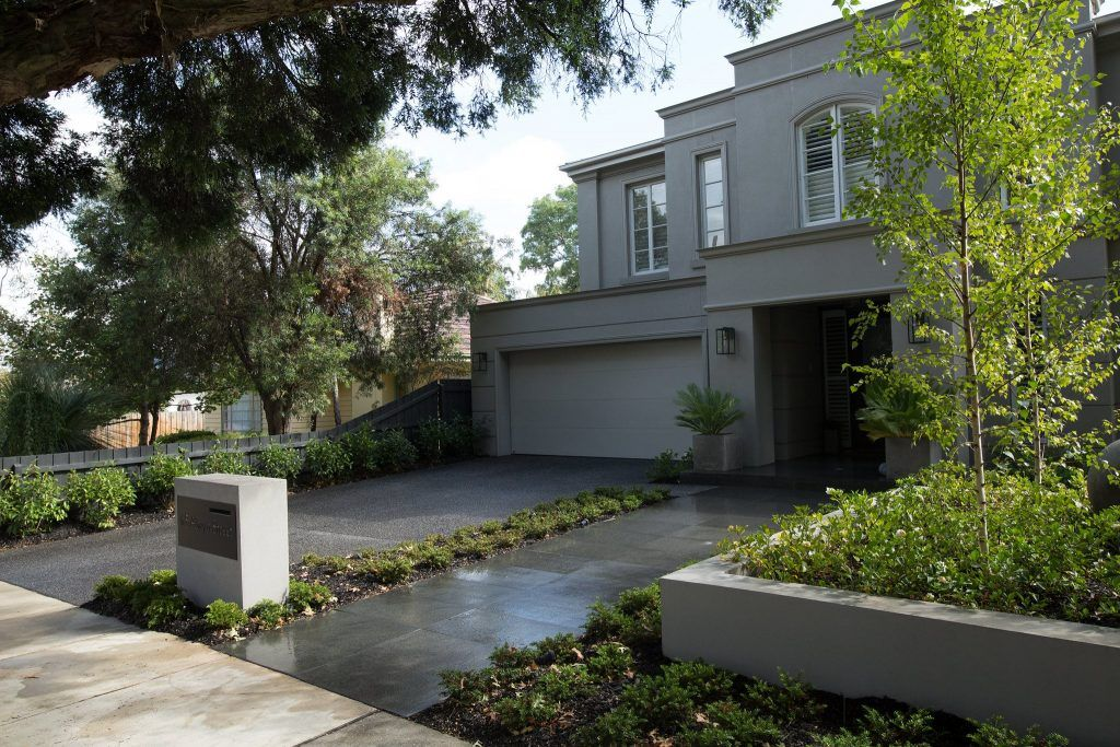 Exposed Aggregate Concrete Driveways Greensborough
